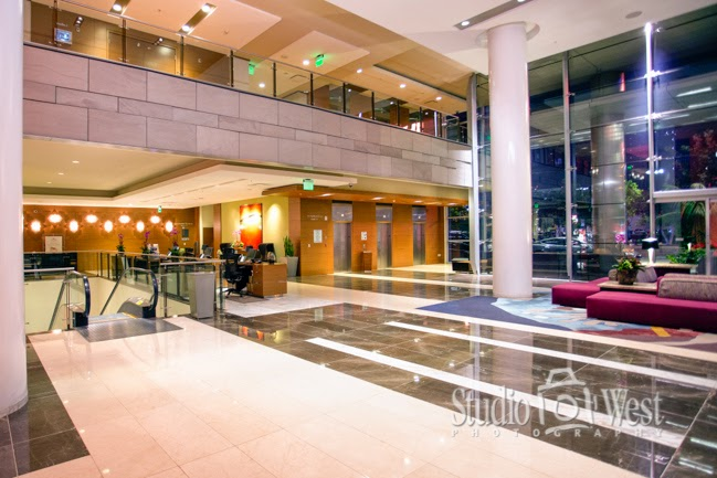 Archtiectural Photography - Hotel Lobby Photography - Hotel Photographer - Studio 101 West Photography