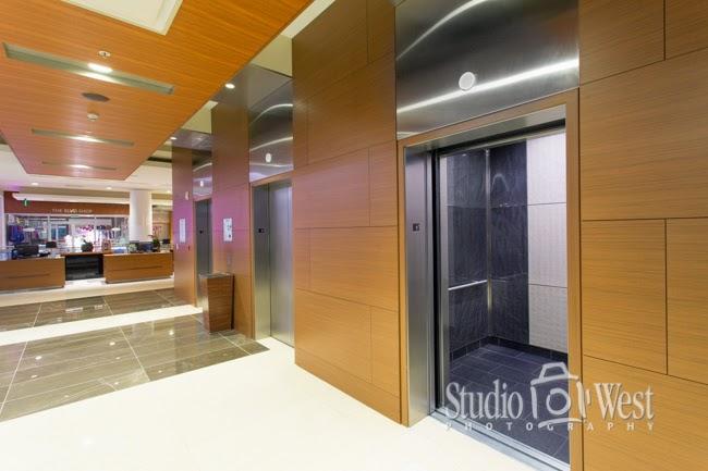 Mitsubishi Elevator Photographer - Los Angeles Architectural Photographer - Studio 101 West Photography