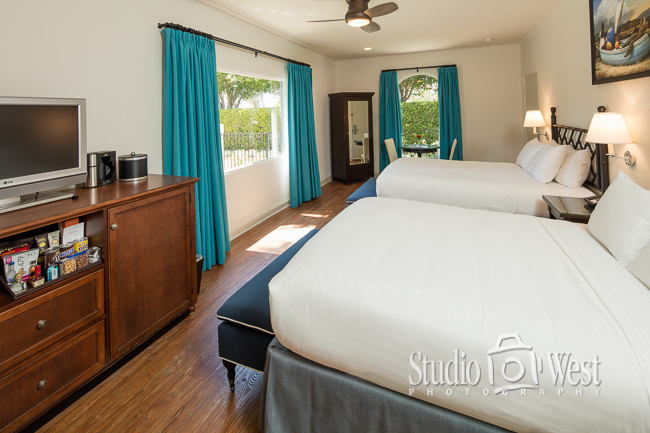Hotel Resort Photography - Interior Room Photography - Studio 101 West Photography