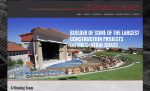 Website Portfolio - Architecture - Builders - Photography - Graphic Designer - Studio 101 West