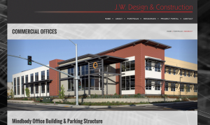 San Luis Obispo Web Development - Large Scale Website Builder - Architecture Photographer - Studio 101 West