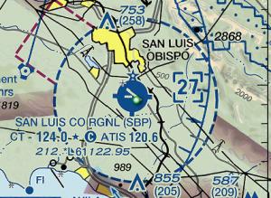 San Luis Obispo Aerial Maps - Studio 101 West Photography