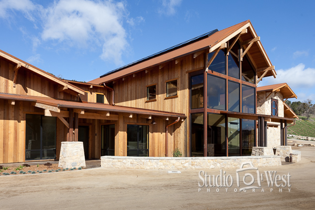 JW Design Construction Photographer - Paso Robles Winery Photography - Studio 101 West Photography