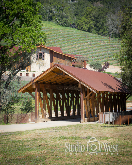 Architectural Photographer - Paso Robles Winery Photography - Studio 101 West Photography