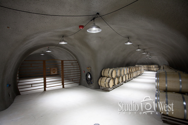 Central Coast California Wine Cave Photographer - Paso Robles Winery Photography - Studio 101 West Photography