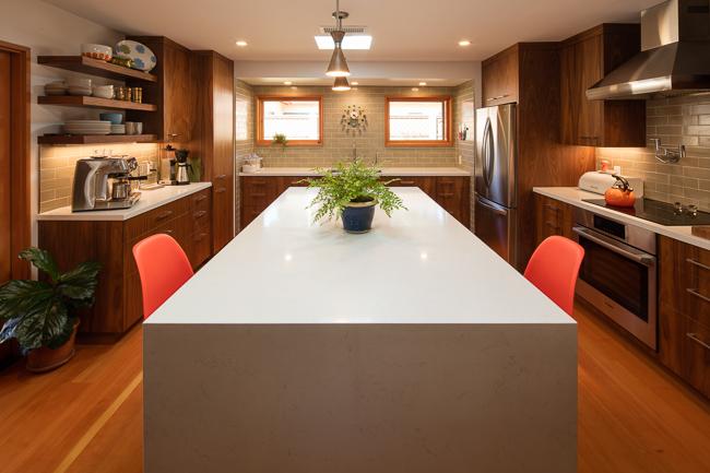 San Luis Obispo Kitchen Remodel Photographer - AIA Photographer - Studio 101 West Photography
