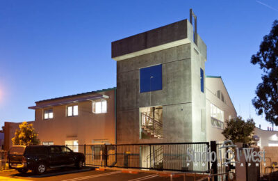 Morro Bay Fire Station Architectural Photography - Morro Bay Architecture Photography - Studio 101 West Photography