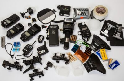 Photography Lighting Equipment - Architectural Photography - Photography Tools - Studio 101 West Photography