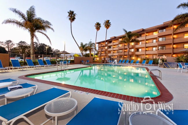 Hotel Photography - Resort Photography - Building Photography - Studio 101 West Photography