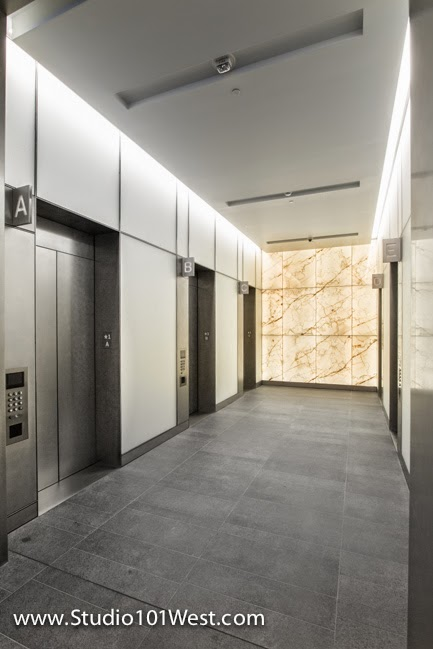 San Feancisco Elevator Hall