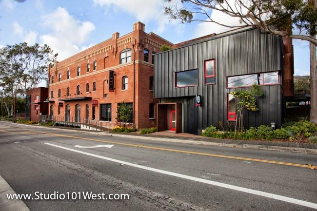 Rail Road Square, California Architecture Photographer