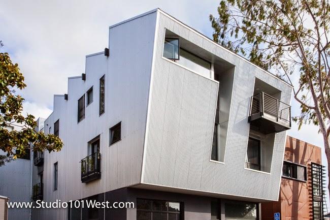 Mixed use building San Luis Obispo