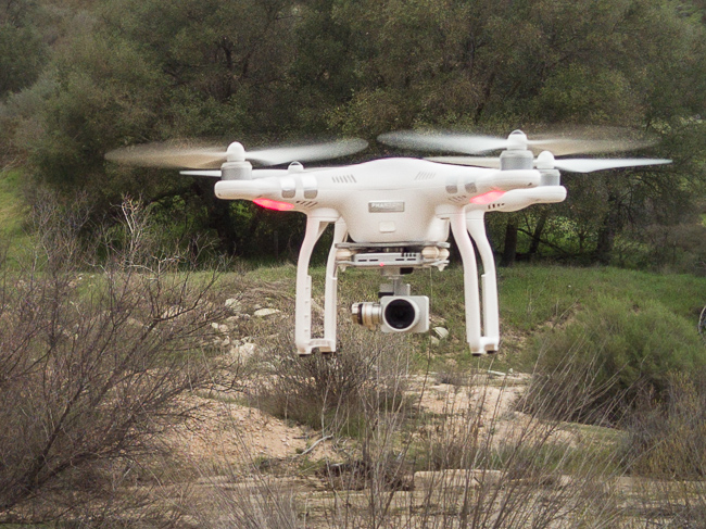 Commercial Drone Pilot Rules - Studio 101 West Drone Photography