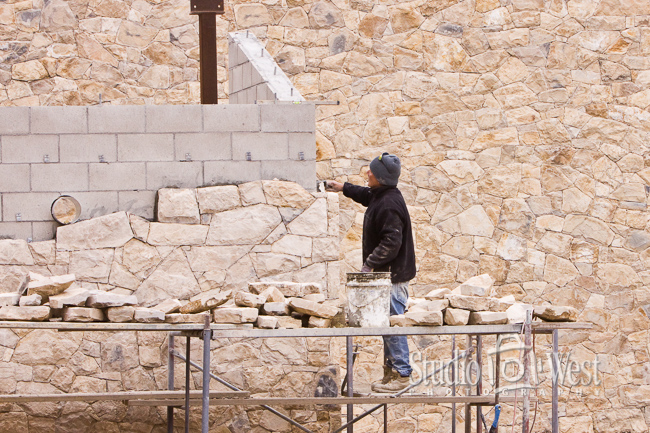 Central Coast Construction Photographer - Paso Robles Winery Photography - Studio 101 West Photography