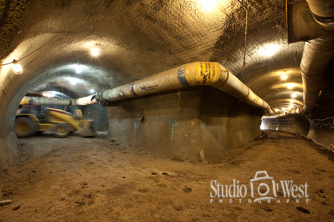 Construction Phases Photography - Paso Robles Winery Photography - Studio 101 West Photography