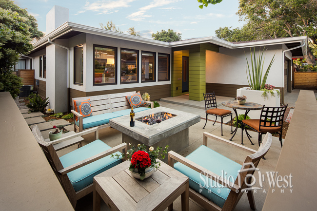 mid-century home remodel, AIACCC Home tour - Studio 101 West Photography