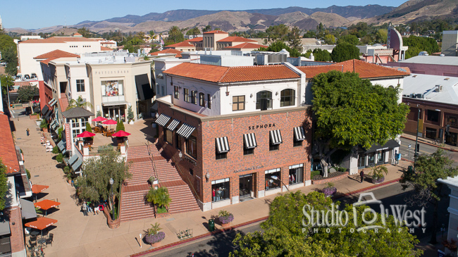 Architecture Photographer - San Luis Obispo Professional Drone Photographer - Studio 101 West Photography