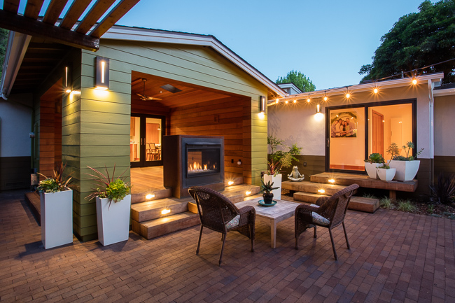 Architectural Home Remodel Photographer - AIA Photographer - Studio 101 West Photography