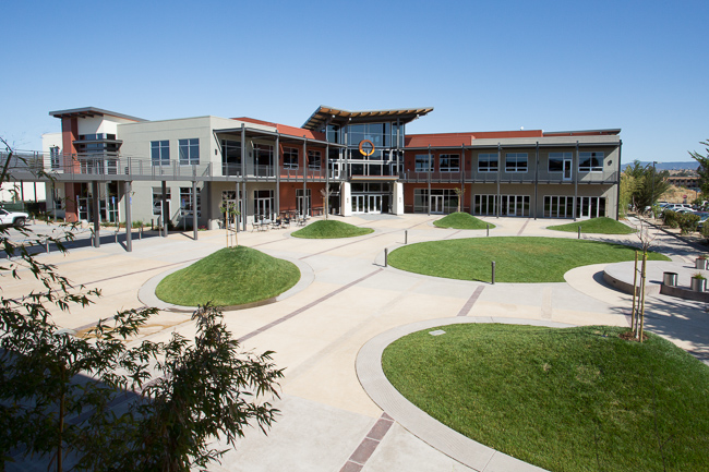 San Luis Obispo Architectural Photography - Software Building Photographer - Studio 101 West Photography