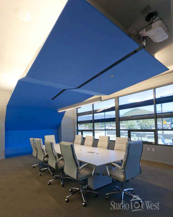 Architectural Photography - Rosetta Software Conference Room - Studio 101 West Photography