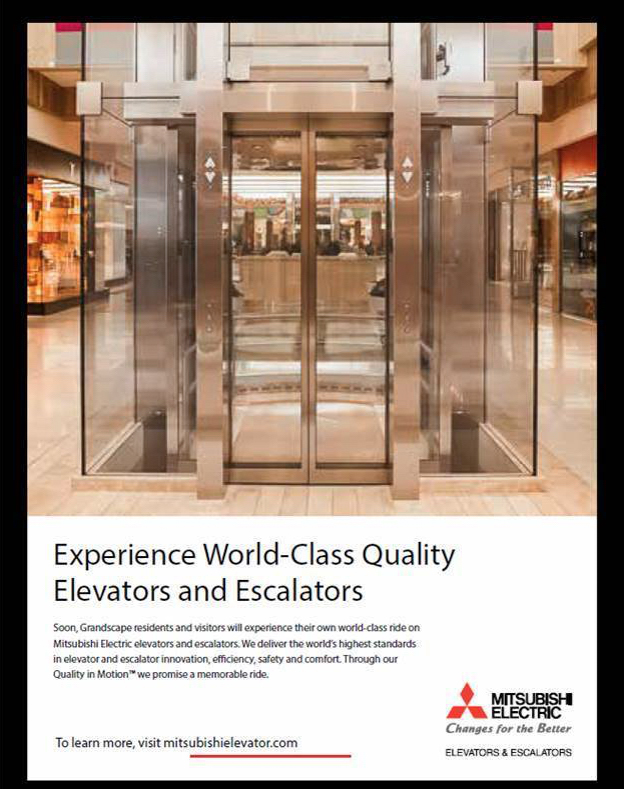commercial elevator photography