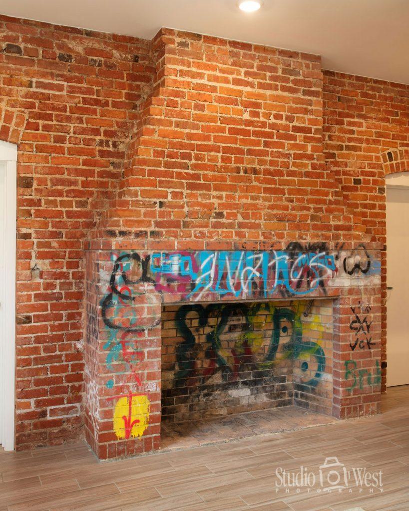 San Luis Obispo building graffiti Architectural Photography - Studio 101 West Photogr