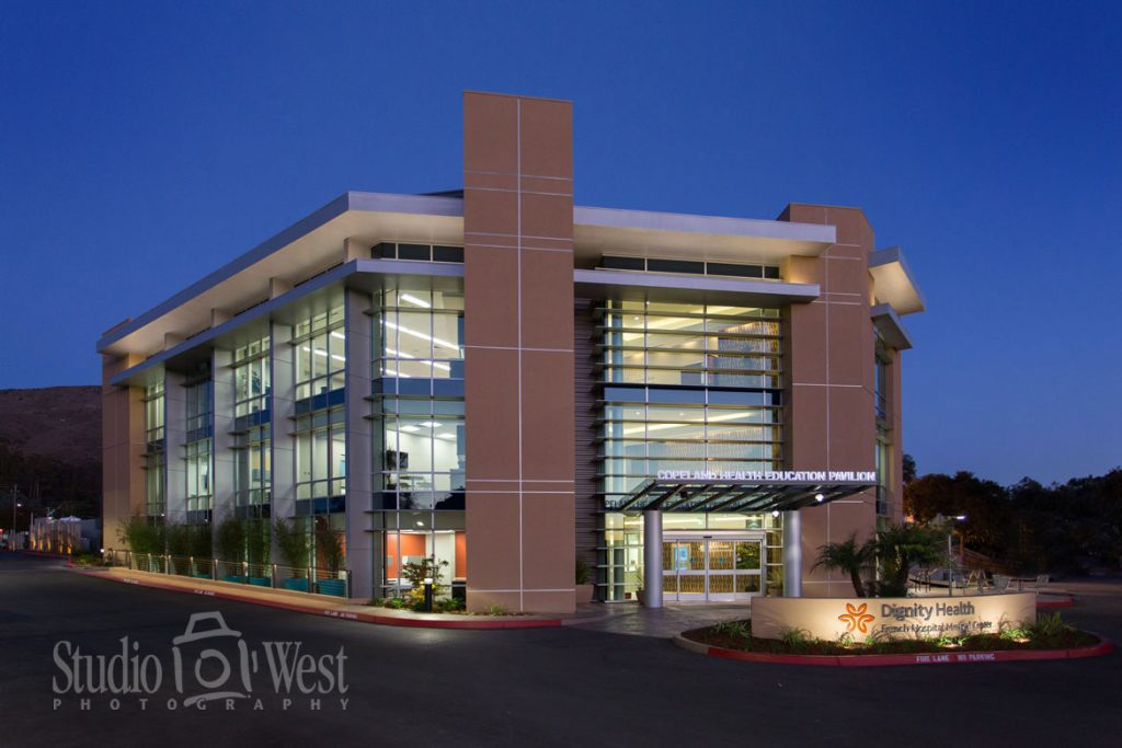 California Architecture Photographer - San Luis Obispo Architecture Photographer - Studio 101 West Photography