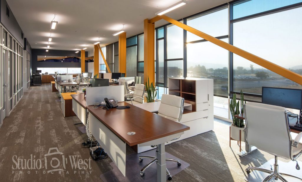 Interior Office Photography - Architectural Photographer - Studio 101 West Photography