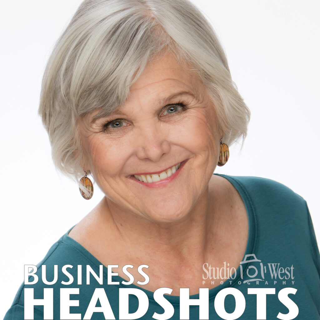 Business Woman Headshot - Professional Photography - Profile Picture - Portrait Photography for Business - Studio 101 West Photography
