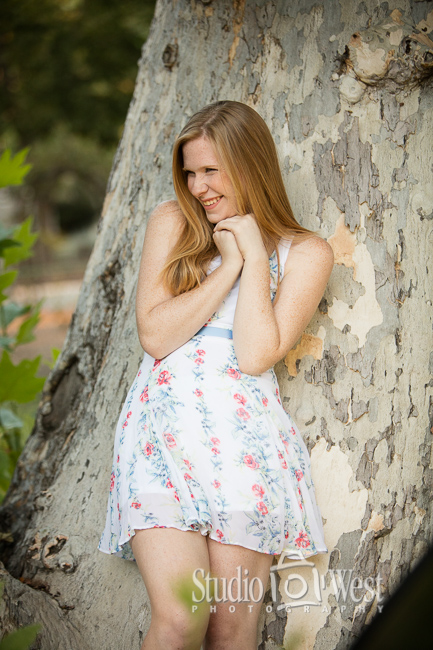 Atascadero High School Senior Pictures - Central Coast Portrait Photographer - Studio 101 West Photography
