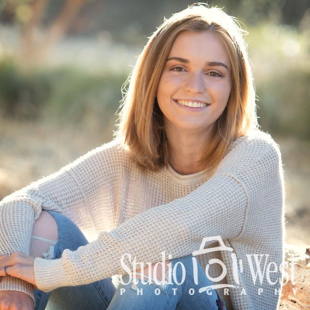 Atascadero High School Senior Photographer - Senior Pictures - Studio 101 West Photography