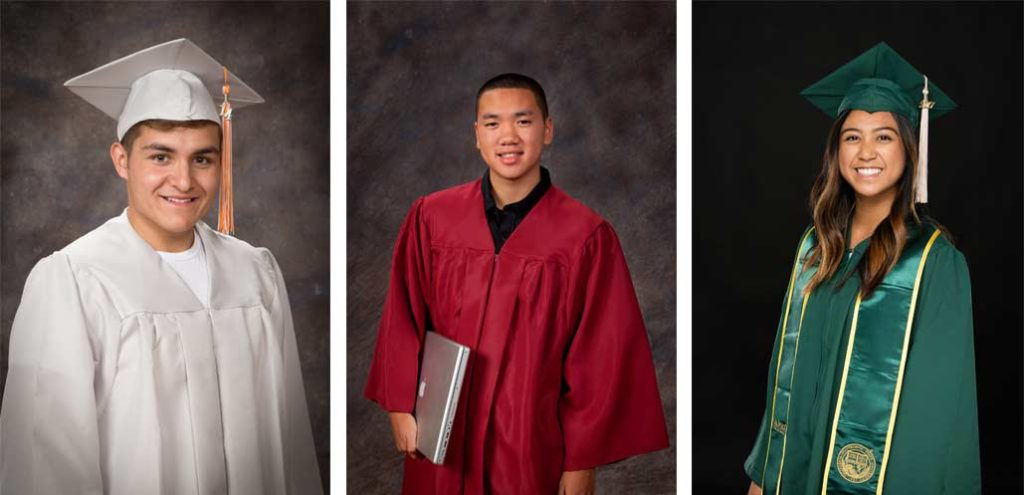 FREE Cap & Gown Portrait Session - Class of 2020 - COVID-19 - Studio 101 West Photography
