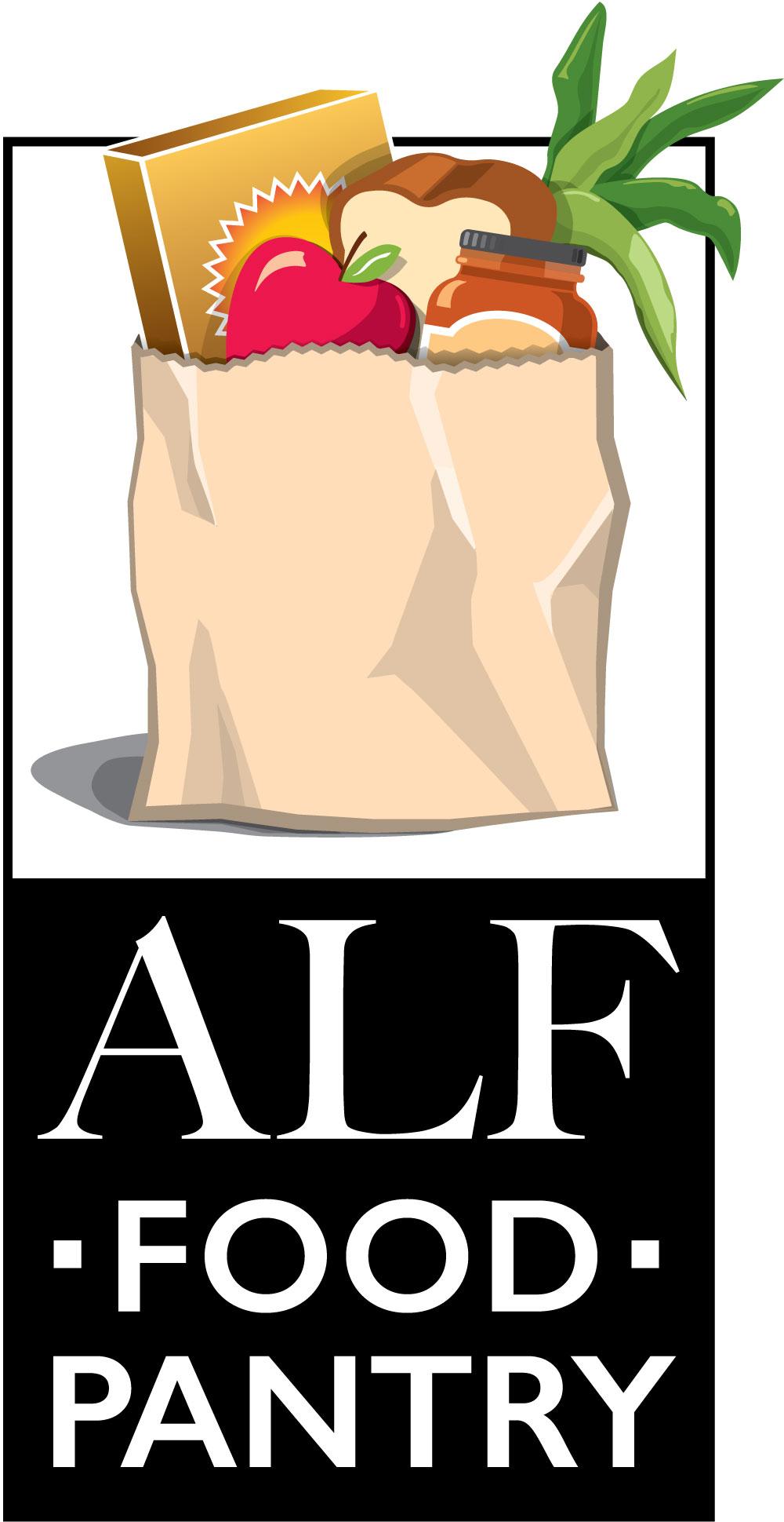Graphic Design - Logo Design - Atascadero Food Pantry - ALF Food Pantry - Marketing Design - Graphic Designer - Identity Design - Studio 101 West Marketing and Design