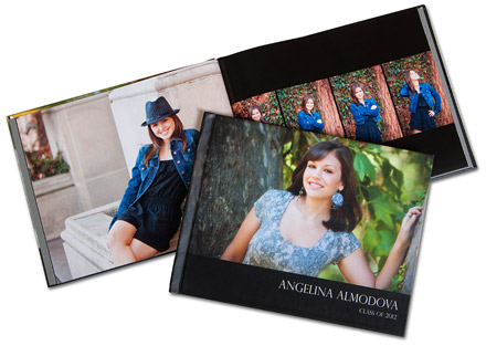 Senior Portrait Products - Coffee Table Book - Studio 101 West Photography Products